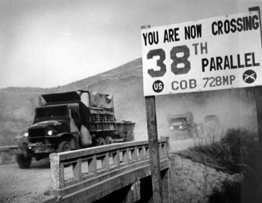 El paralelo 38 divide a las dos Coreas desde 1953. Desde ese momento muchas familias quedaron fragmentadas. Foto: U.S. Army Korea (Historical Image Archive) via Compfight cc