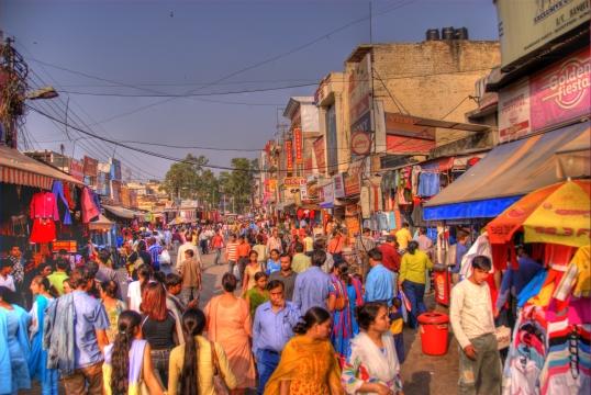 La India y los países en desarrollo serán más prósperos en la medida en que aprendan a conjugar crecimiento económico y desarrollo humano. Foto: wili_hybrid via Compfight cc