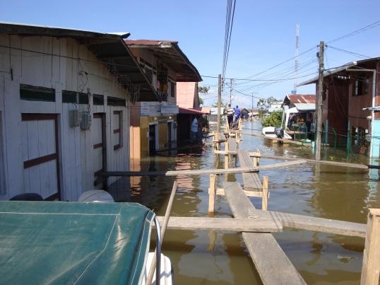 El Chocó es uno de los departamentos colombianos más afectados por las lluvias. Foto: ochacolombia via photopin cc